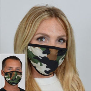 Camouflage Face Mask M215