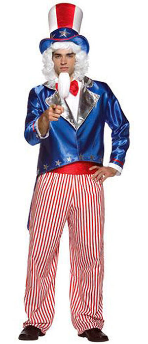 American Uncle SAM 5-pc costume 1943