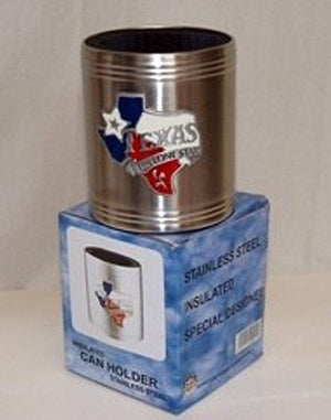 RF-410011 Texas Lone Star Can Holder