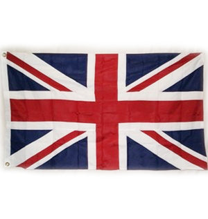 UK Union Jack flag 3-feet x 5-feet 834798