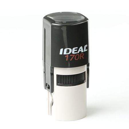 Ideal 170r (Round) Rubber Self Inking Stamp