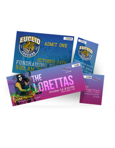 Event Tickets - Full Color