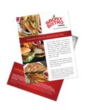 Flyers & Brochures - Glossy