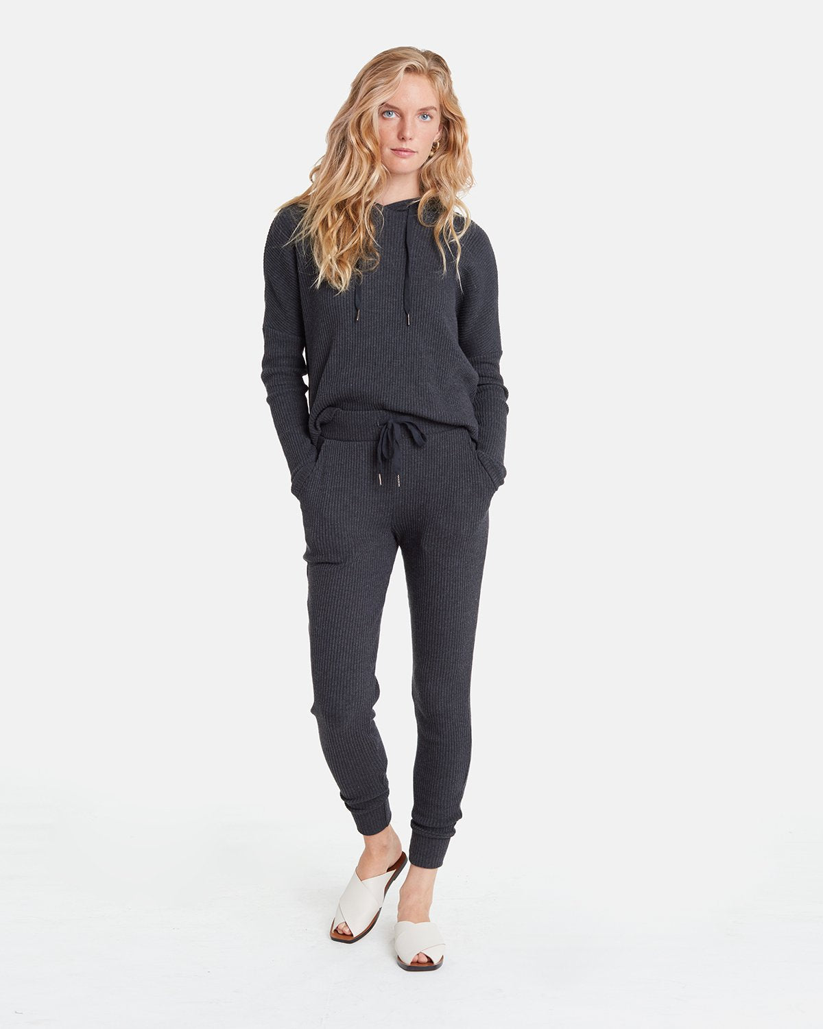 Amsterdam Pant - Charcoal