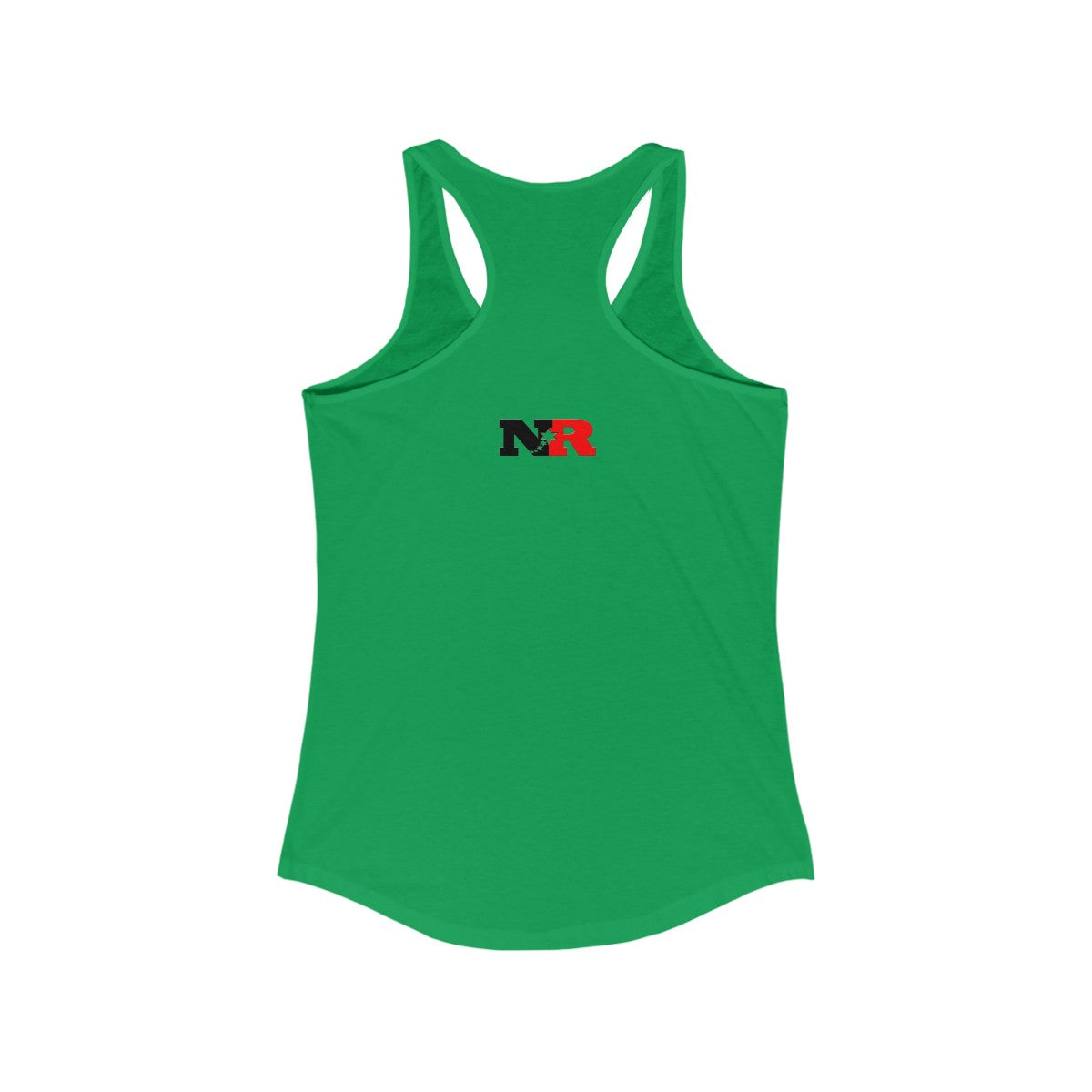 Women's Ideal Racerback Tank - Dont Try Me