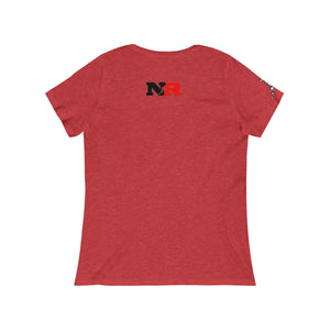 Women's Relaxed Jersey Short Sleeve Scoop Neck Tee - Christopher Columbus
