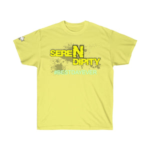 Unisex Ultra Cotton Tee - Serendipity