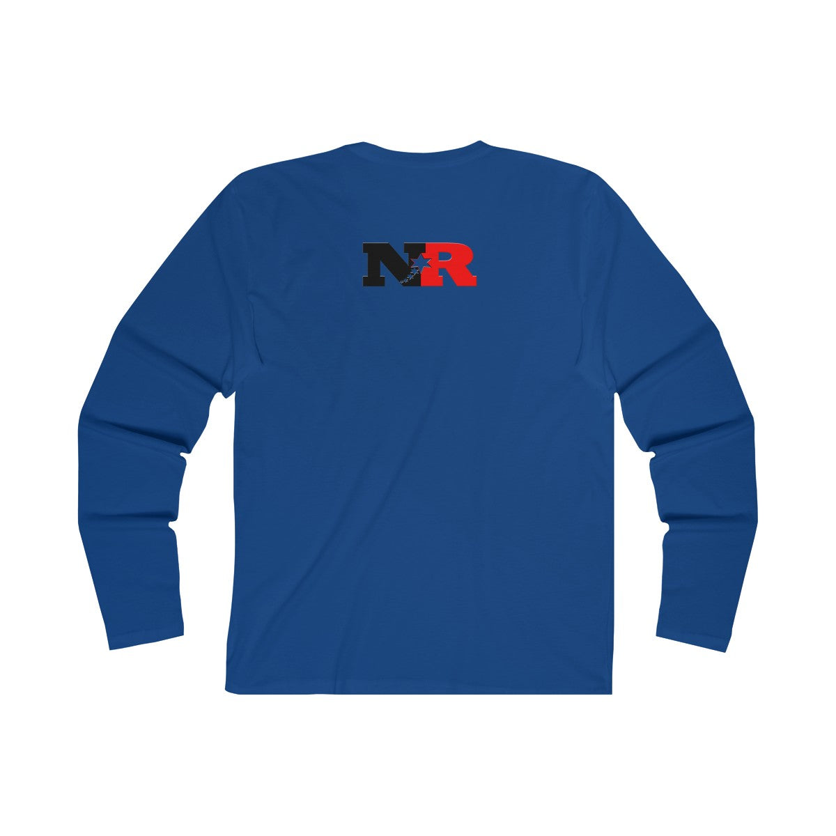 Men's Long Sleeve Crew Tee - Serendipity