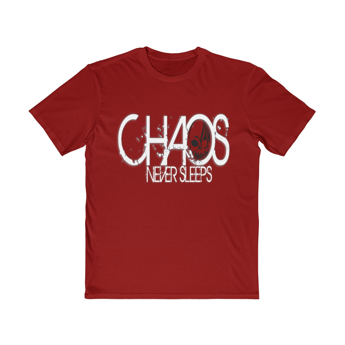 Men's Very Important Tee - Chaos Never Sleeps