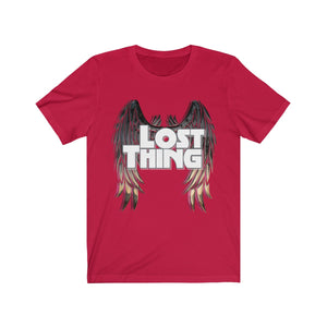 Unisex Jersey Short Sleeve Tee - Lost Thing