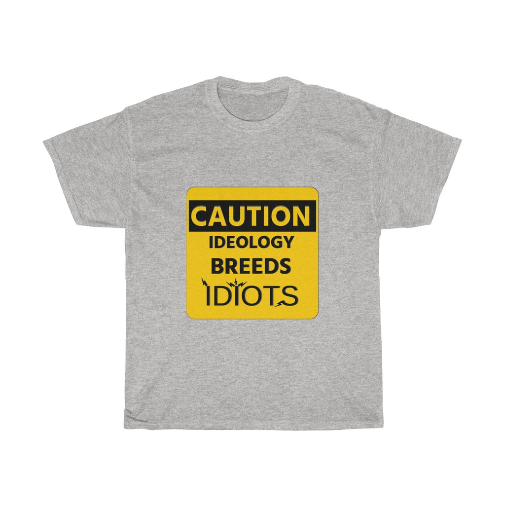 Unisex Heavy Cotton Tee - Caution