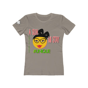 Women's The Boyfriend Tee - A Suh Mi Stay