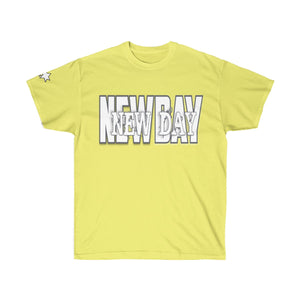 Unisex Ultra Cotton Tee - New Day
