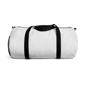 Duffle Bag - 6 Points 5 Stars (White)