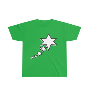 Youth Ultra Cotton Tee - 6 Points 5 Stars (White)