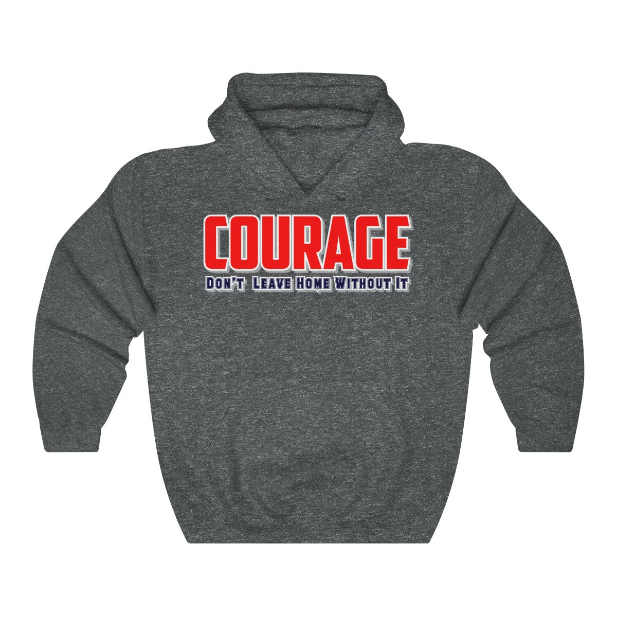 Unisex Heavy Blend™ Hooded Sweatshirt - Courage II