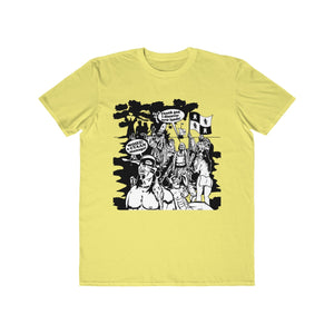 Men's Lightweight Fashion Tee - Christopher Columbus