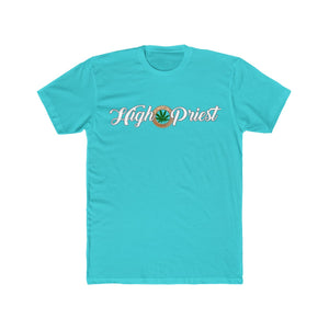 Men's Cotton Crew Tee - High Priest