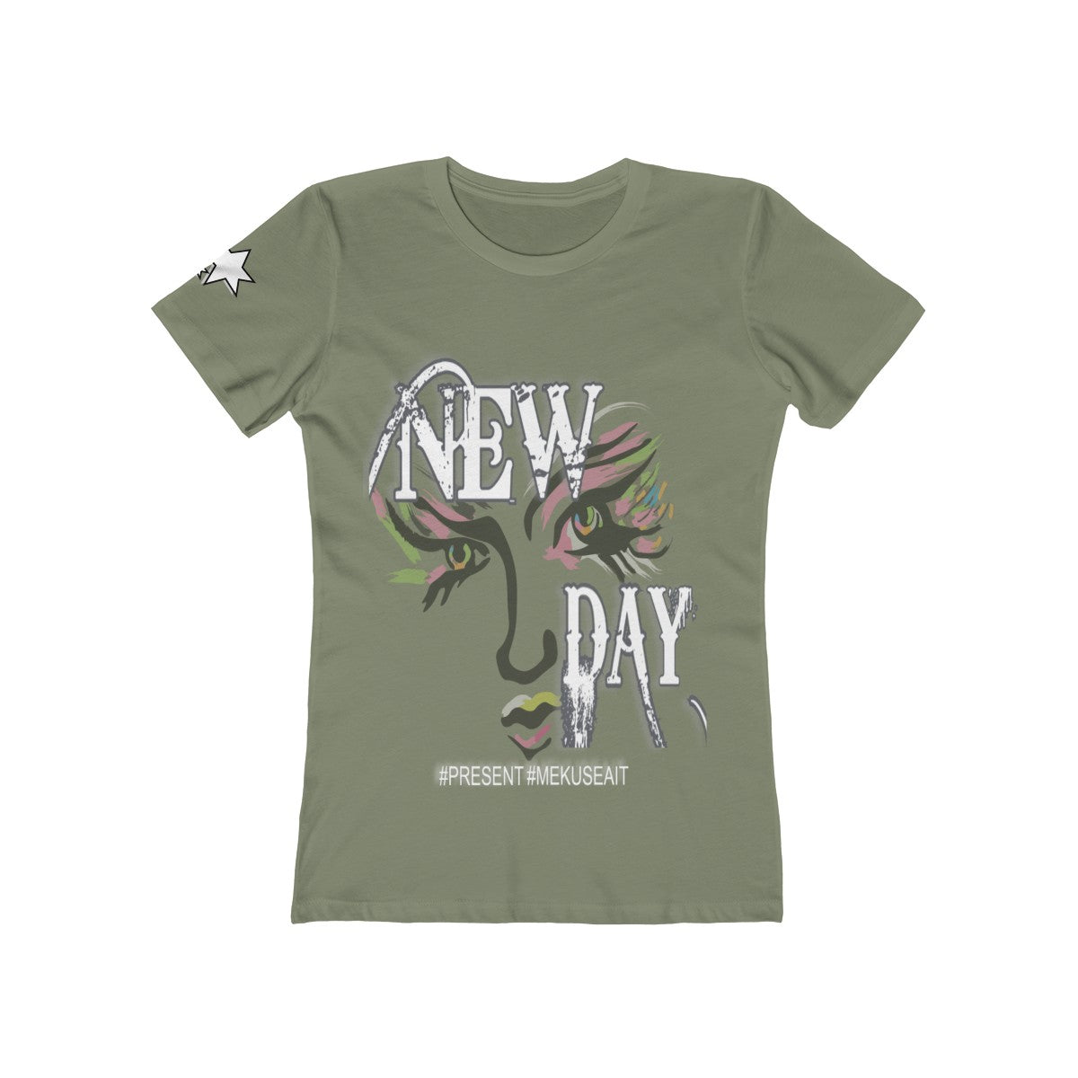 Women's The Boyfriend Tee - New Day