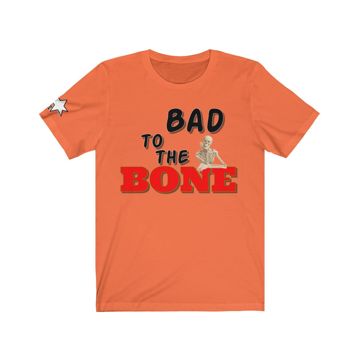 Unisex Jersey Short Sleeve Tee - Bad to the Bone II