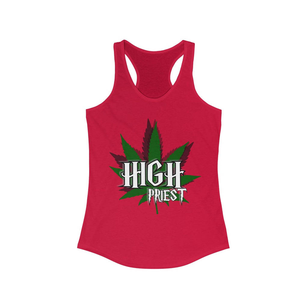 Women's Ideal Racerback Tank - High Priest