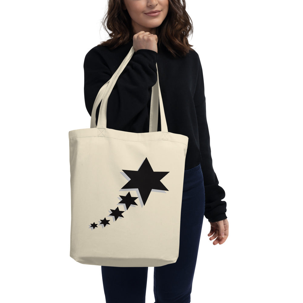 Eco Tote Bag - 5 Stars 6 Points