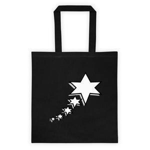 Tote bag - 5 Stars 6 Points (White)