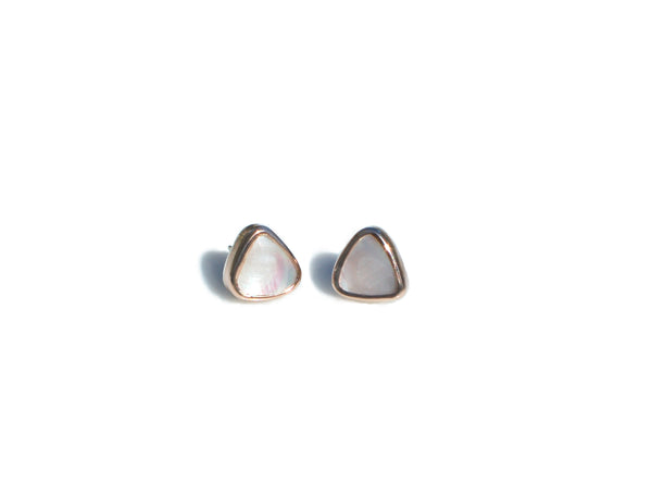 Equilateral Blush Studs
