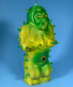 Green and Yellow Shiny Ape
