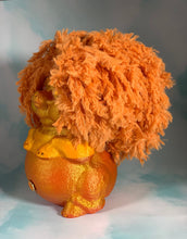 Load image into Gallery viewer, Orange Fluff Pig