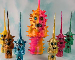 Small Spike & Stubby Spike Freaks