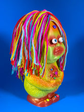 Load image into Gallery viewer, Baby Rainbow Head Monster