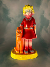 Load image into Gallery viewer, Little Orphan Annie: Chalkware Style