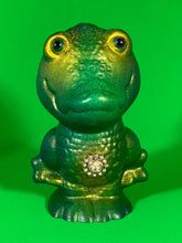 Load image into Gallery viewer, Mini Croc, Iridescent Action: Green/Red/Yellow