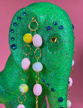 Load image into Gallery viewer, Beaded Elephant: Green, etc.