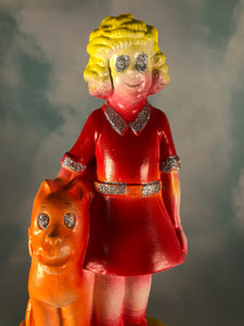 Little Orphan Annie: Chalkware Style