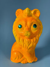 Load image into Gallery viewer, Orange and Yellow Lion