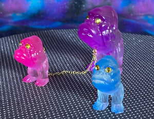 Ape Hoppers: Pink/Blue/Purple