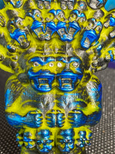 Load image into Gallery viewer, Mega God Ape Lord Freak: green/gold/blue