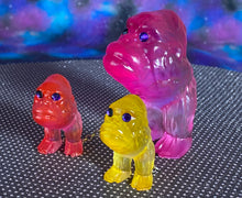 Load image into Gallery viewer, Ape Hoppers: pink/red/yellow