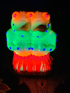Crocodile Ape Cult: Neon Ned