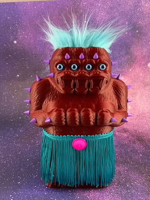 Royal Freak of Nature Ape From Beyond the Planets