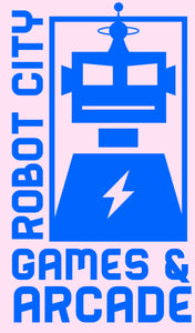 Robot City Games Gift Certificate