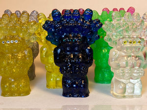 Mega God Ape Lord Freak: Double Sided Resin Cast, Choose Your Own Frustration