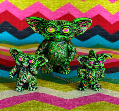 Green Chained Gremlins