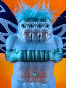 Flying Freak of Nature Ape: All Blue