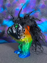 Load image into Gallery viewer, Ape Hopper: Rainbow with Black Hair