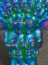 Load image into Gallery viewer, Double Mega God Ape Lord Freak: green/blue/pink