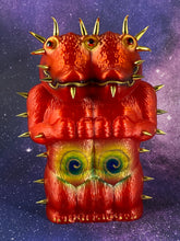 Load image into Gallery viewer, Crocodile Ape Cult: Red Jabby Head
