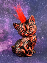Load image into Gallery viewer, Pink/Red/Black Cat